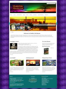 Build My Business | Auckland Northland Small Business Web Page Design Services | Healthy Life Ebooks