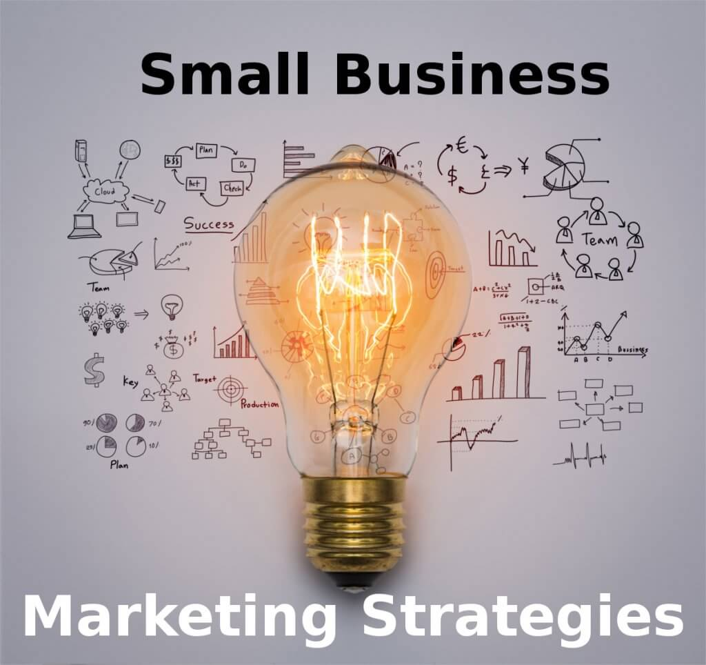 Use these marketing strategies for small business