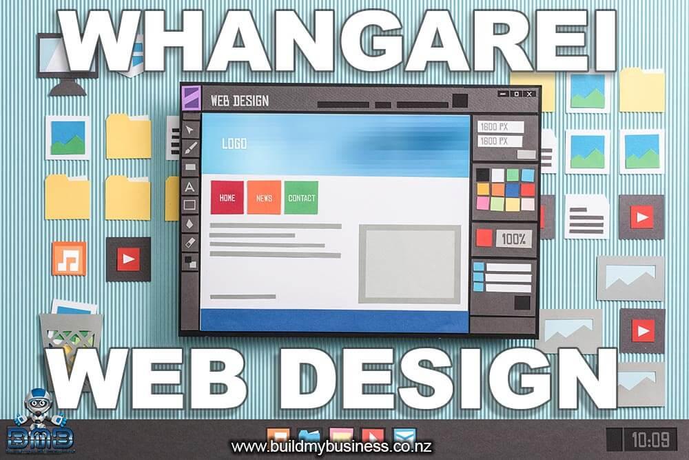 Whangarei Web Design