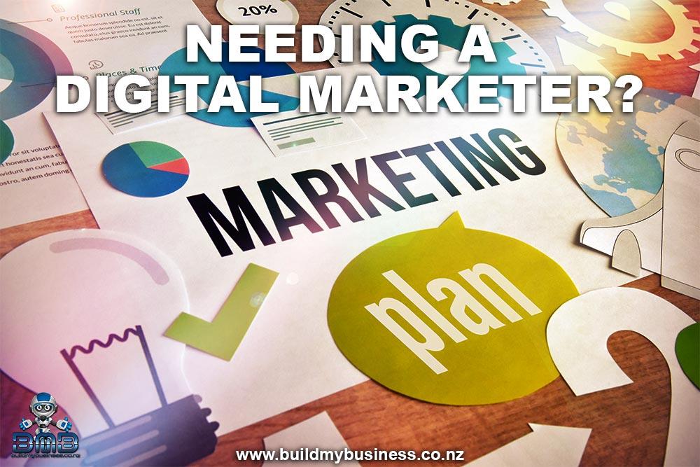 Every Business Needs A Digital Marketer